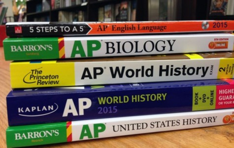 The first challenge of AP season: picking the right prep book