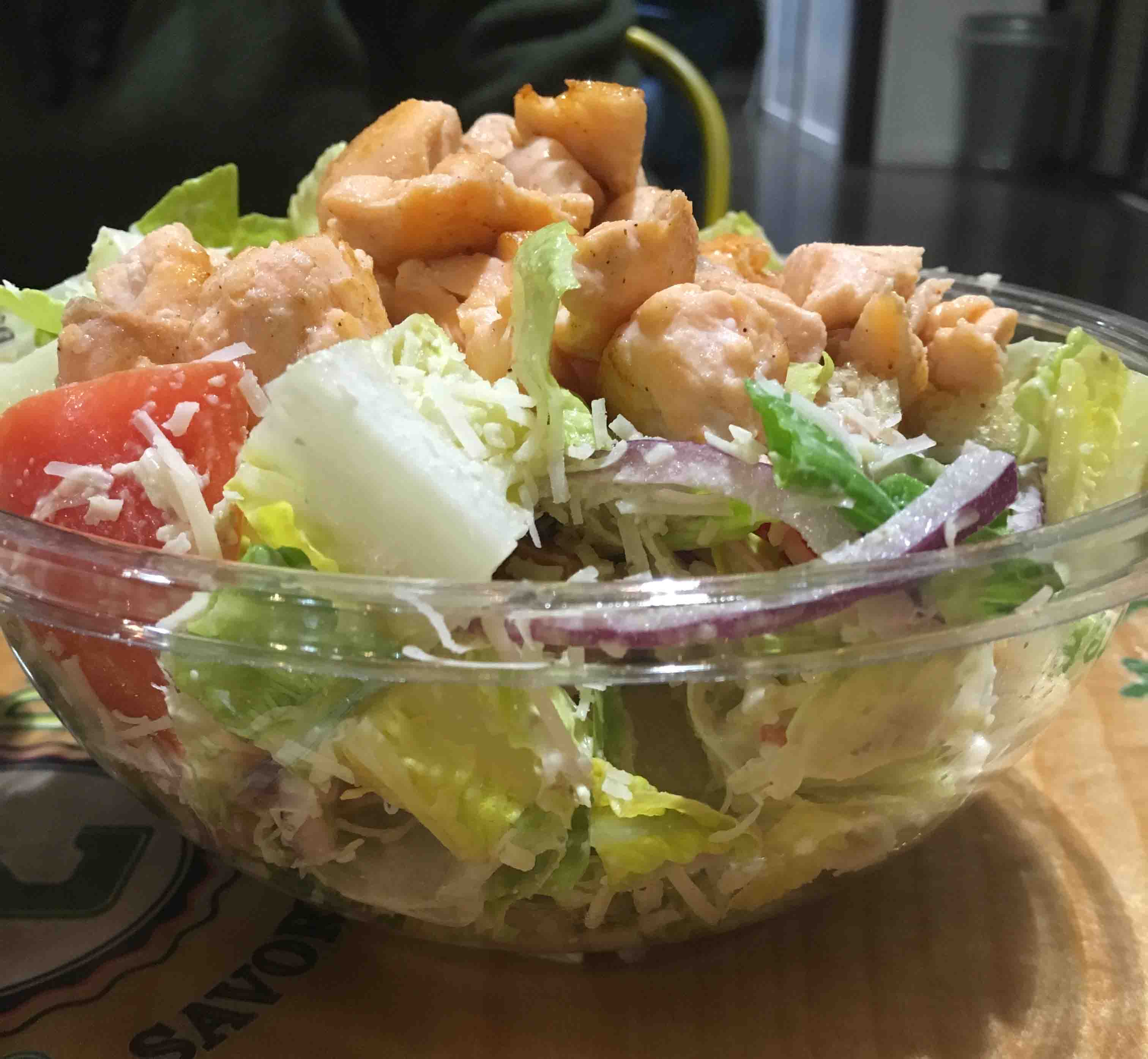 Salads are just the beginning of the healthy options offered at Market 2 Plate.