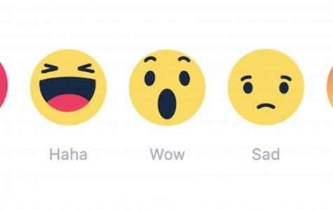 Do people like the change? Reaction to Facebook's like or react button
