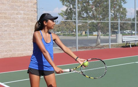 Captain Victoria Vo is serving up a great season