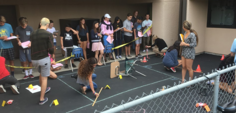 Step over the caution tape and into the world of forensics