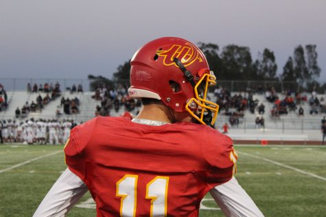 Woodbridge wins round one  CIF Football Game