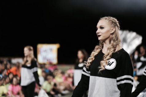 Savannah Griffin: color guard superstar
