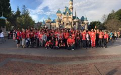 "Warrior Nation visits the ""Happiest Place on Earth"""