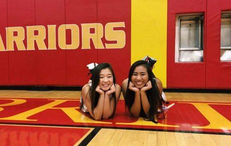 Leaders of basketball: Alyssa Cadavona and Lauren Lum