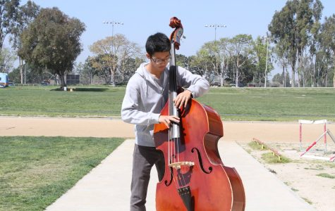 Bassist Oh faces obstacles, but still chases his dreams