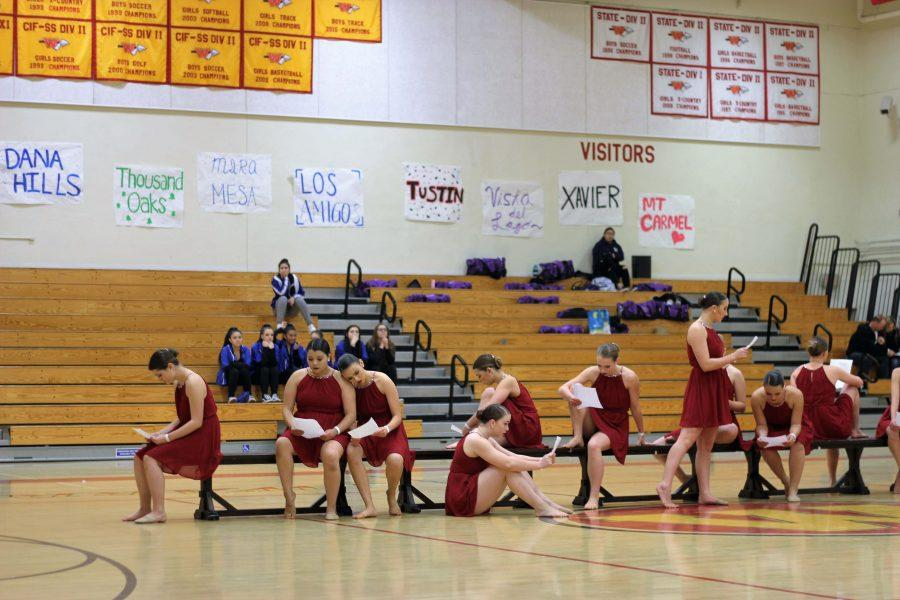 Dance+Team+hosts+a+competition%2C+instead+of+dancing.+