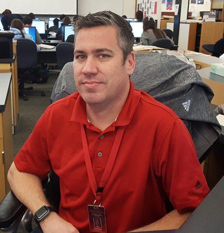 Staff, Keith Clarkson