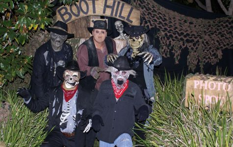 Haunted Houses in So-Cal