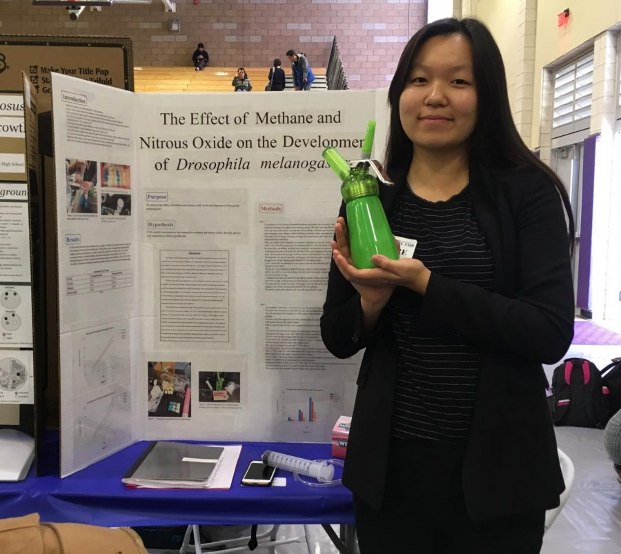 This year's Science Fair recipients have proved to be exceptional in their studies, with 34 Woodbridge High students holding titles, 32 in solo projects and two in group collaborations. 25 participants, who have placed either first or second in their category, are eligible for the Orange County Science and Engineering Fair, being held on March 12 to 13.