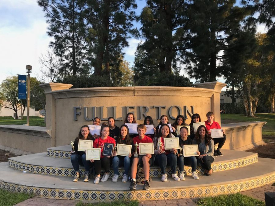 Golden Arrow shoots and scores at OCJEA competition