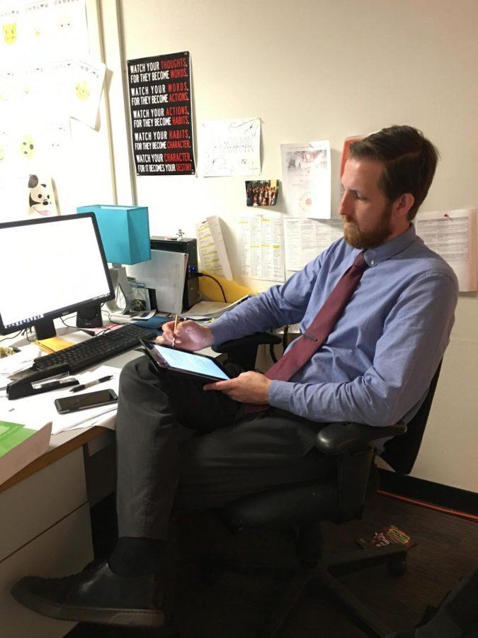 Aaron Dorman, Staff