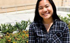Tiffany Nguyen, Sophomore