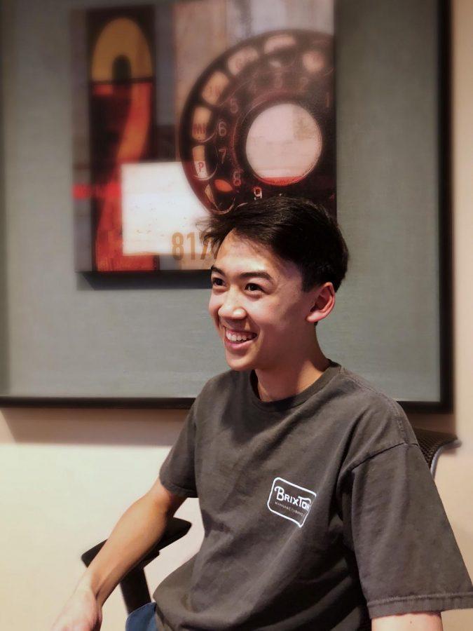 Everett Chok, Sophomore