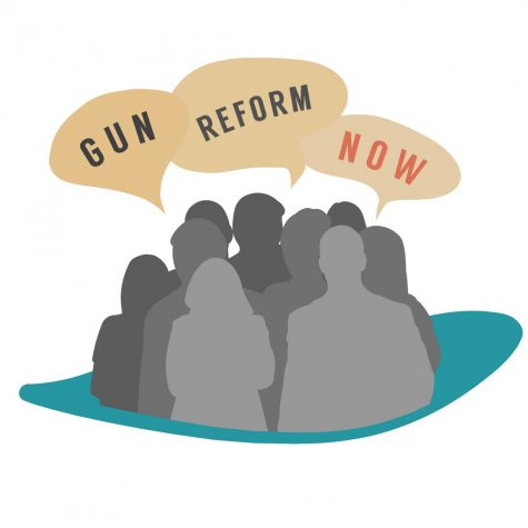 Gun Reform Shouldn't be the Future; It Should be Now