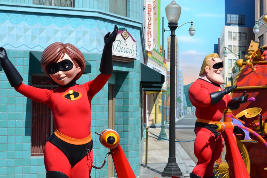 Disney plans to deliver another hit movie, featuring the renowned red-suit family.