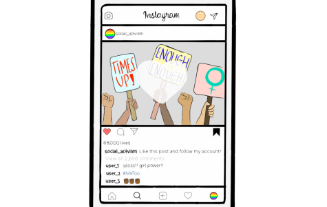 Social media acts as an effective platform for millennials' new form of activism: