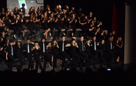 "Choir Brings their Broadway Best to ""Broadway Cabaret"""