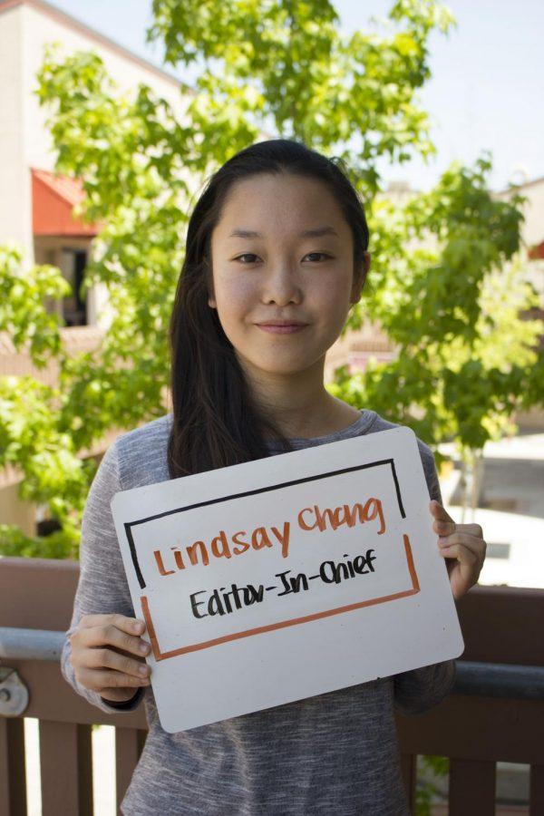 Lindsay Chong