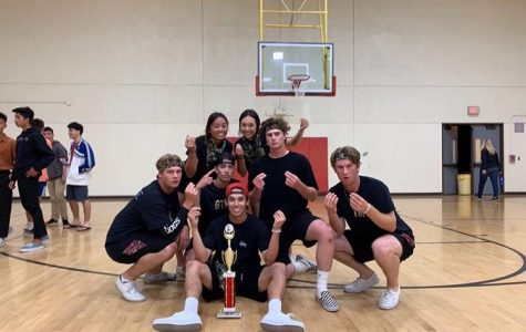 Students and Staff  Dodge the Competition