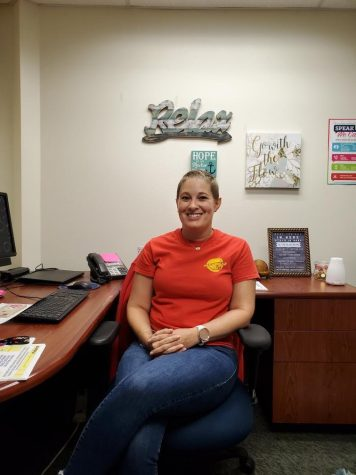 Lauren Stallings, Wellness Coordinator