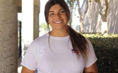 Samantha Lewis, Sophomore