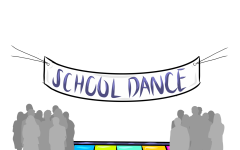 School dances are places for everyone to gather and participate in the court nomination process.
