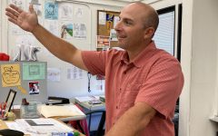 Ryan Brucker, Social Science Teacher