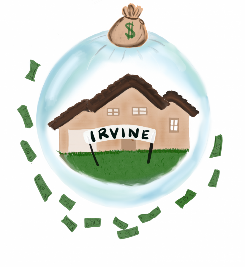 Citizens of Irvine are trapped in their own little bubble with high costs breathing down their necks.