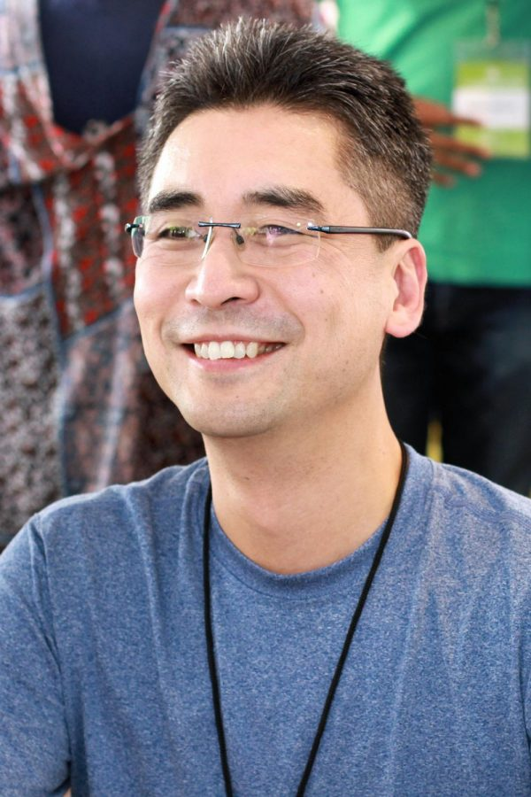 Woodbridge High and Golden Arrow alumnus Kazu Kibuishi is now a professional author and artist.