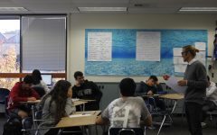 New Warriors Find Comfort and Success in the English Language Development Program