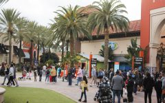 Irvine families enjoy their weekend at the Irvine Spectrum and the Woodbridge Village Center.