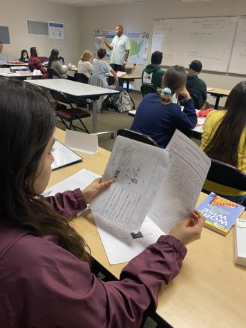 ROP Classes Brace Students for the Future