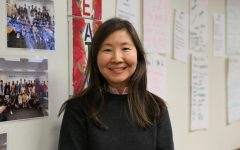 English teacher Lisa Choe is widely known across campus for her contribution to the teacher community.