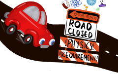 A required physics class could act as a roadblock in students freedom of class choice