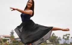 Hashimoto finds peace in dancing for mental health awareness