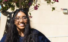 Senior Anika Parekh hopes to improve her art skills as well as increase her following on Instagram and TikTok.